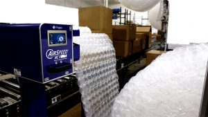 Inflatable Packaging System - Foam In Place Systems